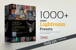 1000+ Lightroom Presets Bundle by pmvchamara
