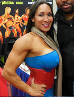 Up Close with Miss Fit - Denise Masino by zenx007