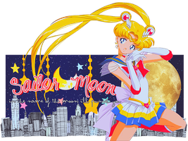 Sailor Moon by lie-dream
