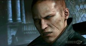 Resident Evil 6: The Third Guy is Wesker's Son by Alistairpc