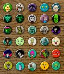 Buttons 03 by MaComiX