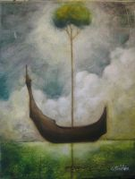 Tree Boat SOLD by graemeb