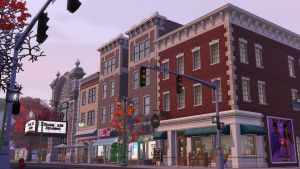 Downtown Hillwood by Jordan90