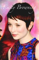 emily browning 3rd edit by xaynalay