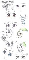 eyes 2 by ChibiPandaMonster