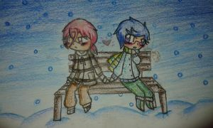 moar free rinrei XD by clayfangirl