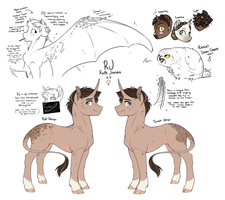 Reference| RJ 2016 | NEW AND CHANGED INFO by RomyvdHel-Art