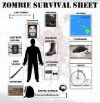 Zombie Survival Sheet by Rustysporkman
