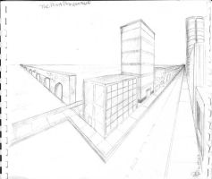 Two-Point Perspective by Haru-chan77