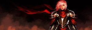 Lightning - FFXIII-3 by TheBoyofCheese