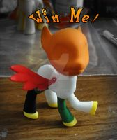 Win a ball Jointed Mini Pony by silverbeam