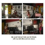My Inet Shop,Studio and Family by gromyko