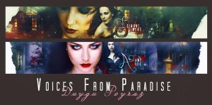 Voices From Paradise - Banners by DuyguPoyraz