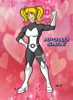 Apollo Smile by mbaker