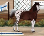 The Helsinki Warmblood Import ID 231# by LiaLithiumTM