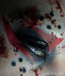 Friday the 13th by CrisAlexMUA