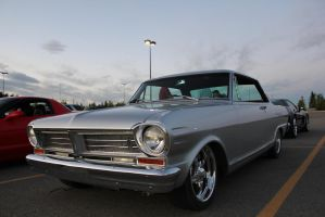 Silver Bullet by KyleAndTheClassics