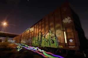 Graffiti HDR by aRt2faKt