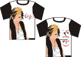 project AKI - T-Shirts by BLUEgarden
