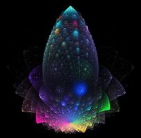 Prism Pine Cone by Humble-Novice