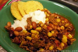 This is what happens when Swedes make chili by oskila