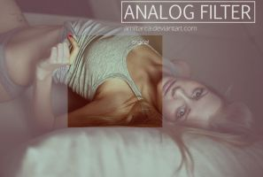 Analog Filter by Amiltarea