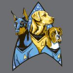 Bark Trek by ATLbladerunner