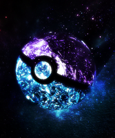 Galactic Pokeball by Marzarret