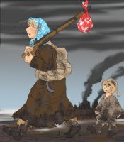 As Krakavia march to war... by Shabazik