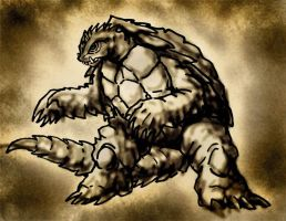 Gamera by zacdac