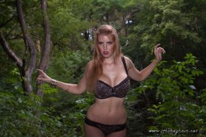 Forest Sensuality I. by Honeyhair