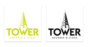 Tower Records Logo by TheRyanFord