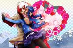 :SV: Roses are Red, Violets are Blue by Desiree-U