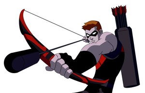Red Arrow - Young Justice by 1984neptune