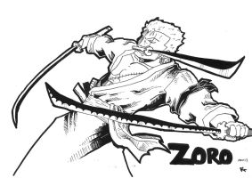 Zoro by Arddy24