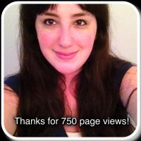Wow! Over 750 page views! by Ember169