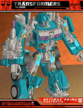 LC - Otimus Prime NW 01 by GERCROW