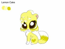 LPS OC - Lemon Cake by TammyPandy