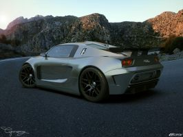 Audi OniX Concept v2-4 by cipriany