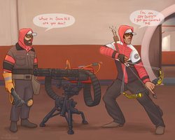 Pyro's Replacement by vampiriism