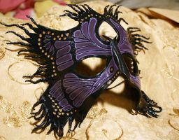 Gothic Butterfly 1 by Lady-Cass