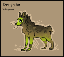 Design for SeaDragon06 by griffsnuff