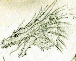 ciruelo dragon mostly free RE by Talonsword