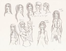 Empire Sketches by time-well-wasted