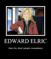 Edward Elric by hopelovr13
