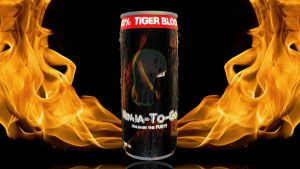 Ninja-To-Go Energy Drink by ninjatogo