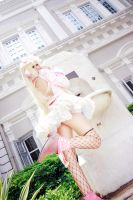 Chobits Chii by Spinelo
