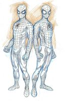 More SPIDER-MAN by Wieringo