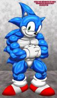 Buffed Sonic by Blathering