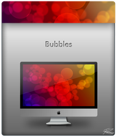 Bubbles Wallpaper by iFoXx360